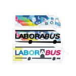 laborabus logotype helene laforet graphiste