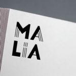 malia logo hélène laforêt graphu-iste