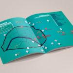 CRE RATP magazine hélène laforêt graphiste