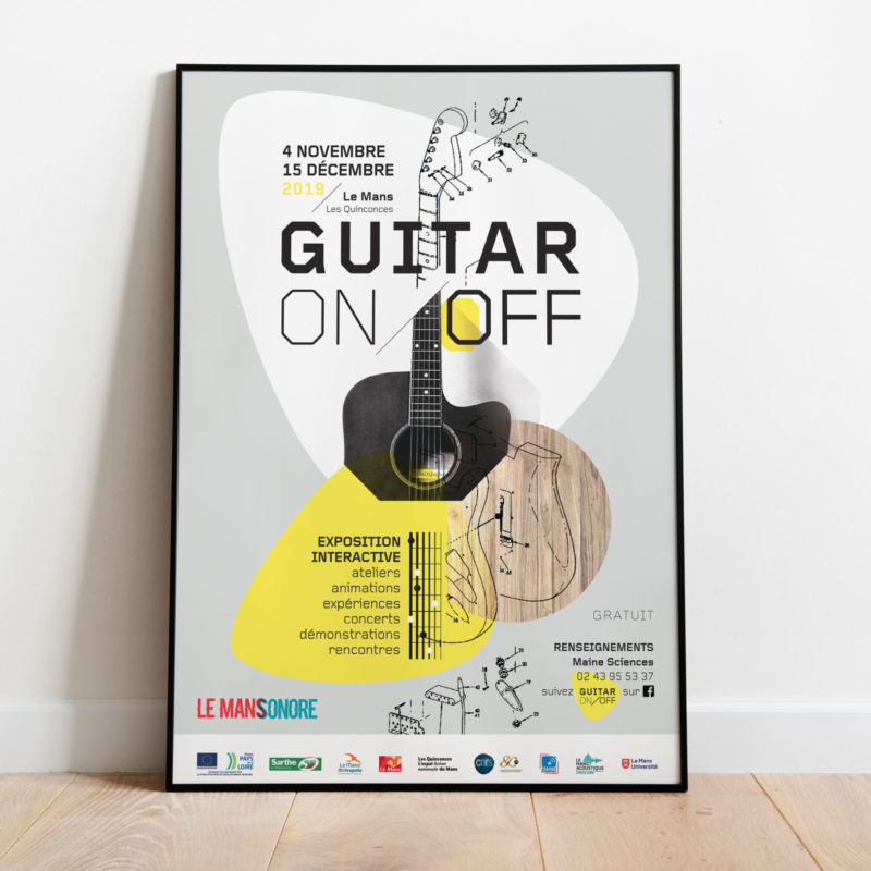 Guitare on/off